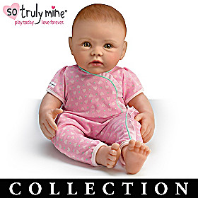 Red Hair, Hazel Eyes Doll & More Collection
