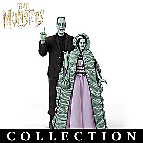 The Munsters Portrait Figure Collection