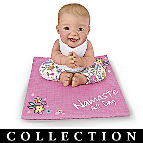 Itsy Bitsy Yogis Baby Doll Collection