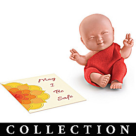 Happy Baby Buddhas Baby Doll Collection