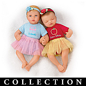 Storybook Princess Baby Doll Collection