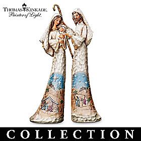 Thomas Kinkade Elegant Blessings Figurine Collection