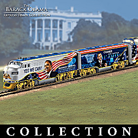 The Movement For Change Express Train Collection