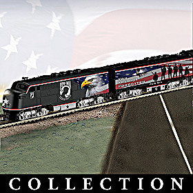 POW MIA Express Train Collection
