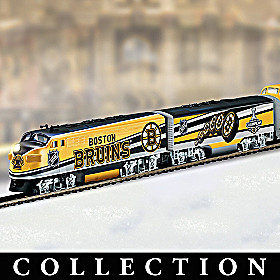 Boston Bruins® Express Train Collection