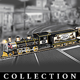 Ford: A Century Of Innovation Express Train Collection