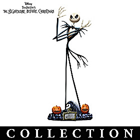 The Nightmare Before Christmas Sculpture Collection