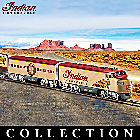 Indian Motorcycle Express Train Collection