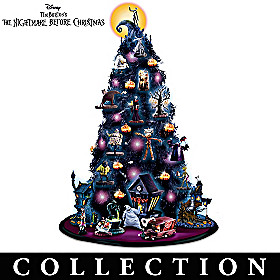 This Is Halloween Tabletop Tree Collection