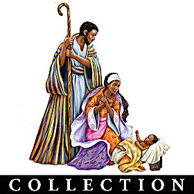 Lord's Blessings Nativity Collection