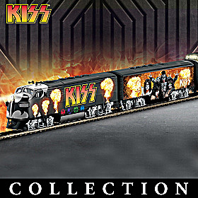 KISS Rock 'N Roll Express Train Collection