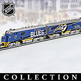 St. Louis Blues® Express Train Collection