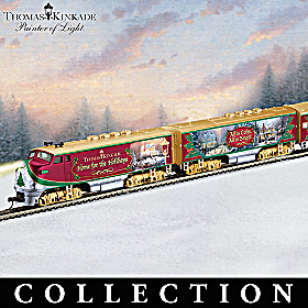 Home For The Holidays Express Train Collection