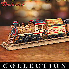 Budweiser King Of Beers Train Collection
