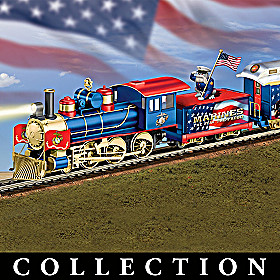 Semper Fi Express Train Collection