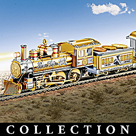 Gold Rush Express Train Collection