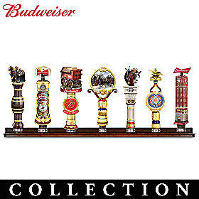 Budweiser Tap Handles Collection