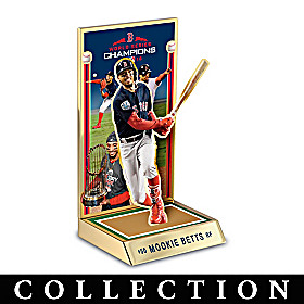 Red Sox 2018 Golden Moments Sculpture Collection
