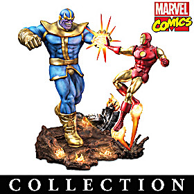 Ultimate Battles Sculpture Collection