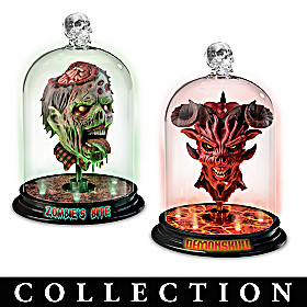 Night Terrors Sculpture Collection