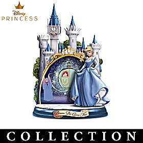 Disney Dreams Do Come True Sculpture Collection