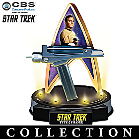 STAR TREK Bold Missions Sculpture Collection