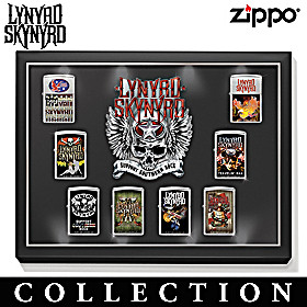 Lynyrd Skynyrd Southern Rock Zippo® Lighter Collection