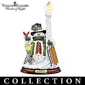 Thomas Kinkade Table Centerpiece Collection