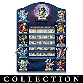 A Year Of Enchantment Perpetual Calendar Collection