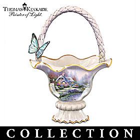 Thomas Kinkade Sweet Tranquility Bowl Collection