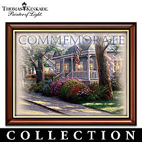 Thomas Kinkade Joyful Moments Seasonal Wall Decor Collection