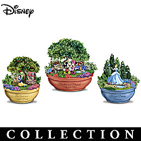 Disney Garden Treasures Sculpture Collection