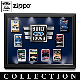 Ford®: Truck Heritage Zippo® Lighter Collection