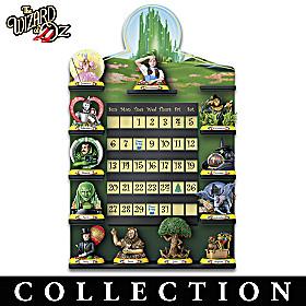 THE WIZARD OF OZ Perpetual Calendar Collection
