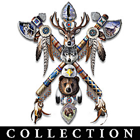 Totems Of Power Wall Decor Collection