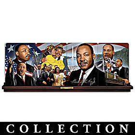 Rev. Dr. Martin Luther King, Jr. Collector Plate Collection