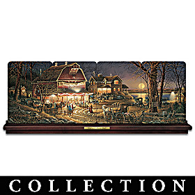Harvest Moon Ball Collector Plate Collection