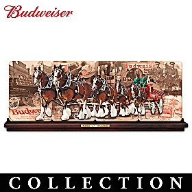 Budweiser: King Of Beers Collector Plate Collection