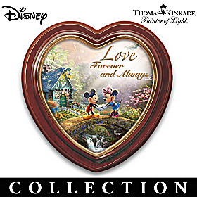 Disney Love's Magical Moments Wall Decor Collection