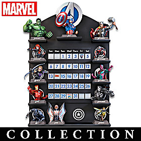 MARVEL Avengers Perpetual Calendar Collection