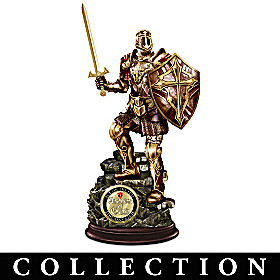 The Lord's Strength Sculpture Collection