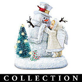 Winter's Wonders Figurine Collection