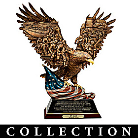 World War II Commemorative Sculpture Collection