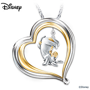 Some days look better upside down eeyore pendant necklace disney winnie the pooh eeyore engraved pendant necklace aloadofball Choice Image
