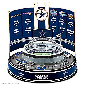 Dallas Cowboys Super Bowl Champions Musical Carousel