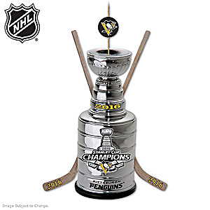 Penguins® 2016 Stanley Cup® Champions Ornament