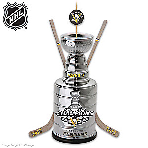 Penguins® 2017 Stanley Cup® Champions Ornament