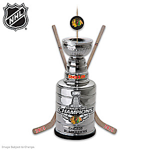 Blackhawks® 2015 Stanley Cup® Champions Ornament