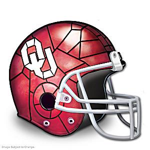 Oklahoma Sooners Officially-Licensed Football Helmet Lamp