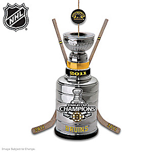 Boston Bruins® 2011 Stanley Cup® Ornament